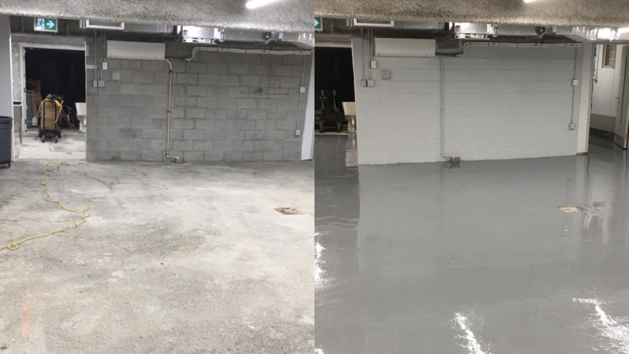 floor coating opaque commercial 3