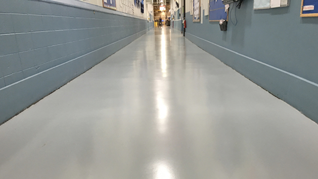 floor coating opaque commercial