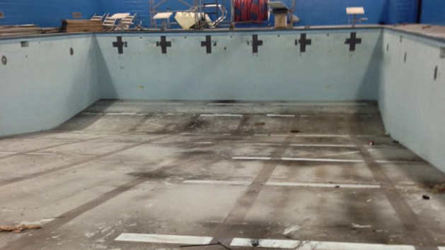 pool preparation epoxy