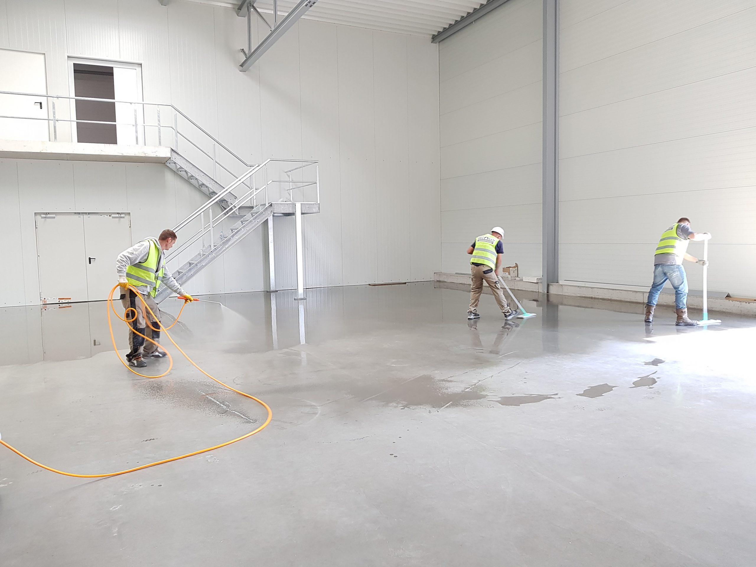 floor coating opaque commercial 6